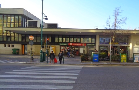 Hotel In Mestre Nahe Bahnhof